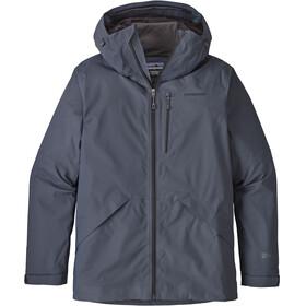 Patagonia M's Snowshot Jacket Smolder Blue